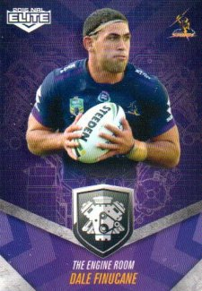 2016 NRL Elite Engine Room #ER25 Dale Finucane Storm