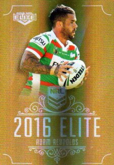 2016 NRL Elite Special Gold #SG142 Adam Reynolds Rabbitohs