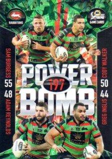 2017 NRL Xtreme Power Bomb PB12 South Sydney Rabbitohs