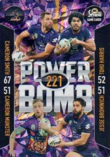 2017 NRL Xtreme Power Bomb PB7 Melbourne Storm