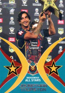 2015 NRL Elite All Stars #AS5 Johnathan Thurston Cowboys #29/100
