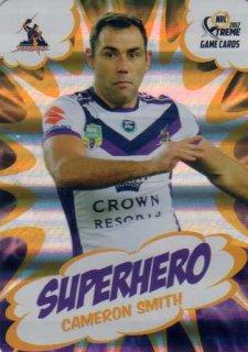 2017 NRL Xtreme Superhero SH13 Cameron Smith Storm