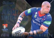 2017 NRL Traders Season to Remember SR16 Jeremy Smith Knights