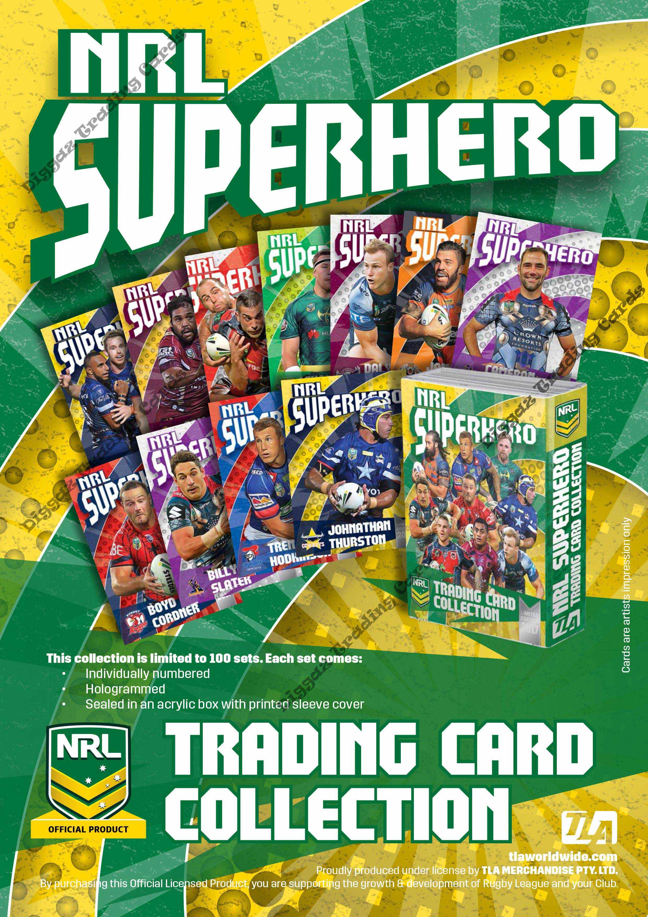 2017 NRL Superhero