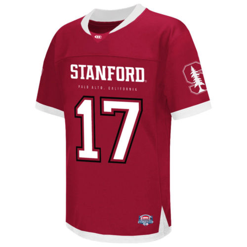 Stanford Cardinal 2017 College Football Sydney Cup Jersey