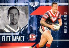 2017 NRL Elite Impact EI56 Mitchell Pearce Roosters