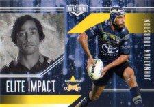 2017 NRL Elite Impact EI36 Johnathan Thurston Cowboys