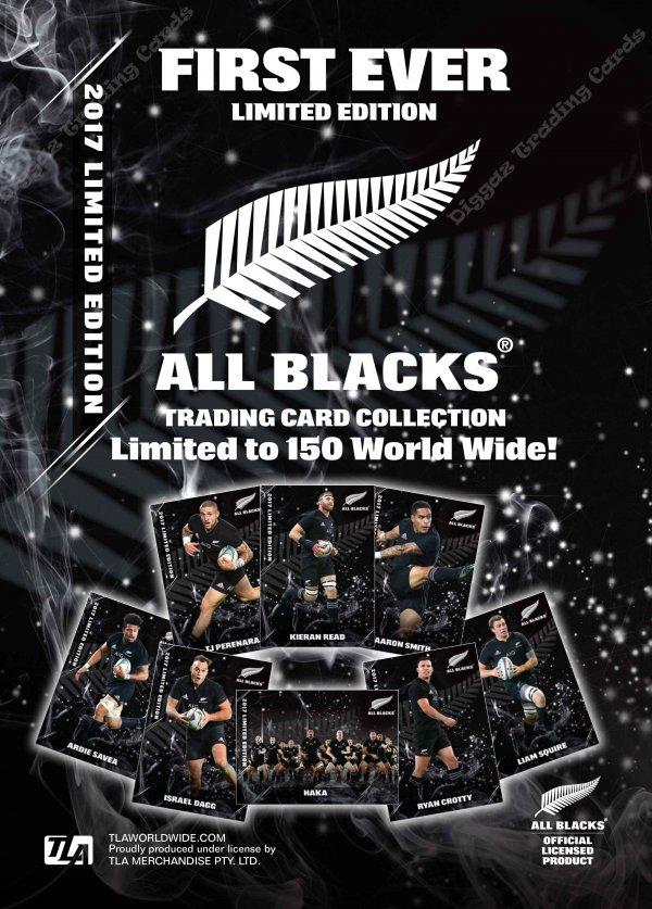 2017 Limited Edition All Blacks Set