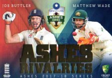 2017/18 Tap n Play Cricket The Ashes Rivalries AR8 Jos Buttler / Matthew Wade