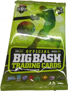 2017/18 Big Bash Packet