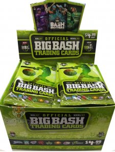 2017/18 BBL Big Bash Sealed Cricket Trading Card Box