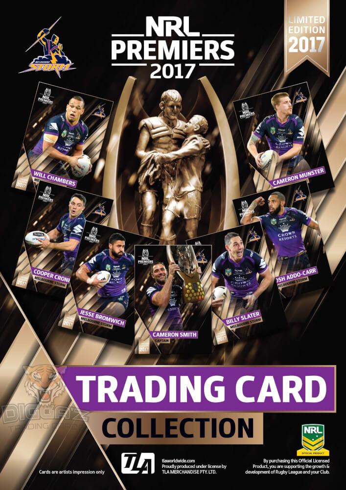 2017 NRL Premiers