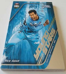 2017/18 BBL Big Bash Cricket Young Stars Complete 8-Card Insert Set