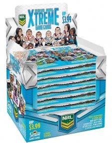 2018 TLA NRL Xtreme Sealed Trading Cards Box