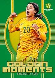 2017/18 FFA Football Golden Moments GM2 Samantha Kerr Matildas