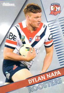 2018 NRL Traders Parallel Pearl Special PS138 Dylan Napa Roosters