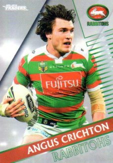 2018 NRL Traders Parallel Pearl Special PS115 Angus Crichton Rabbitohs
