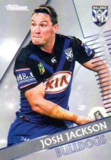2018 NRL Traders Parallel Pearl Special PS25 Josh Jackson Bulldogs