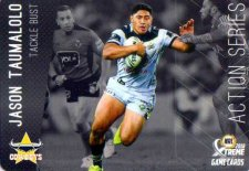 2018 NRL Xtreme Action Series AS9 Jason Taumalolo Cowboys