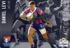2018 NRL Xtreme Action Series AS8 Daniel Levi Knights