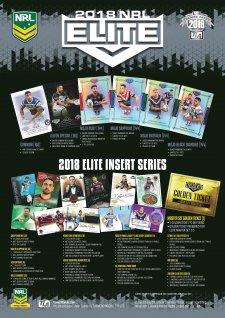 2018 NRL Elite