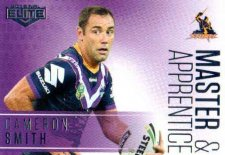 2018 NRL Elite Master & Apprentice MA13 Cameron Smith Storm