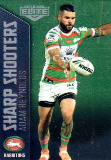 2018 NRL Elite Sharp Shooter SSH24 Adam Reynolds Rabbitohs