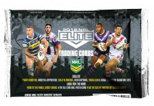 2018 TLA NRL Elite New Sealed Packet