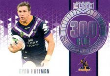2018 NRL Elite 300 Club Case Card CC3 Ryan Hoffman Storm