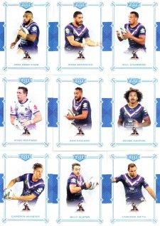 2018 NRL Elite Mojo Sapphire Melbourne Storm