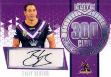 2018 NRL Elite 300 Club Case Card Signature CCS1 Billy Slater Storm