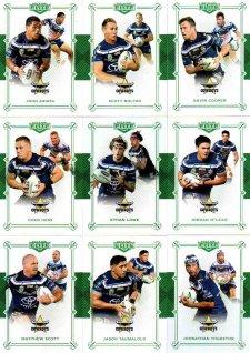 2018 NRL Elite Mojo Emerald North Queensland Cowboys