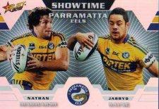 2012 NRL Champions Showtime ST10 Hindmarsh / Hayne Eels