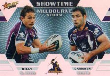 2012 NRL Champions Showtime #ST7 Slater / Smith Storm