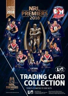 2018 NRL Premiers