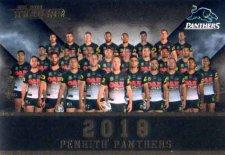 2018 NRL Traders Redeemed Predictor Team Photo PT11 Panthers