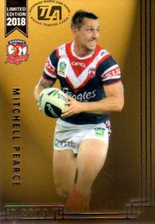 2018 NRL Milestones Standout Season S8 Mitchell Pearce Roosters