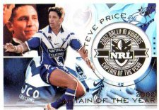 2003 XL Dally M Medal Winner DM4 Steve Price Bulldogs