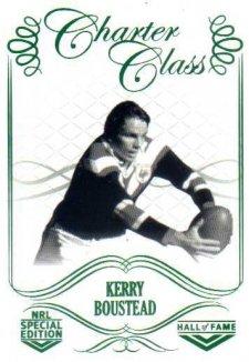 2018 NRL Glory Hall of Fame Charter Class CC81 Kerry Boustead