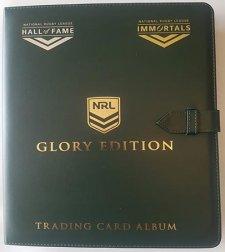 2018 NRL Glory New Folder / Album