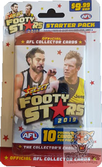 2019 Select AFL Footy Stars Starter Pack