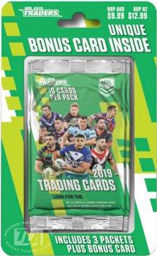 2019 TLA NRL Traders Starter Pack