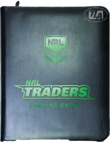 2019 TLA NRL Traders Folder / Album