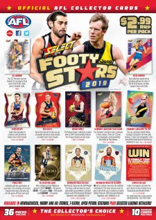 2019 AFL Footy Stars