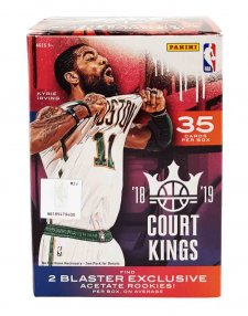 2018/19 Panini NBA Court Kings Blaster Box