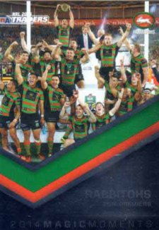 2015 NRL Traders Season to Remember STR26 Rabbitohs