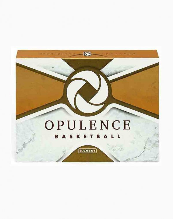 2018-19 Panini NBA Basketball Opulence Hobby Box