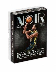 2018-19 Panini NBA Basketball Noir Hobby Box