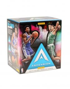 2017/18 Panini NBA Basketball Ascension Hobby Box