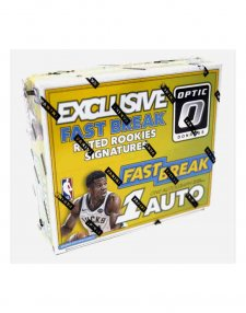 2017/18 Panini NBA Basketball Donruss Optic Fast Break Box